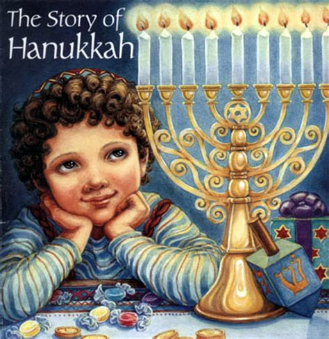 the story of the story of hanukkah