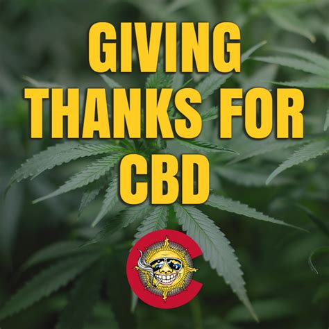 Give Thanks Detox by Giving Thanks For Cbd Headed West