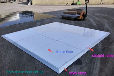 100 floors stage 75 portable event flooring wedding floor