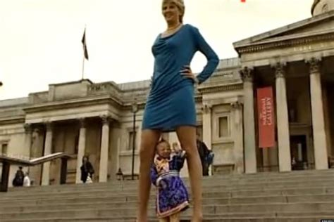 biggest virginia in the world svetlana pankratova woman with the world s longest legs
