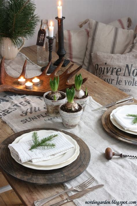 simple table setting top 15 christmas table set up designs easy happy new