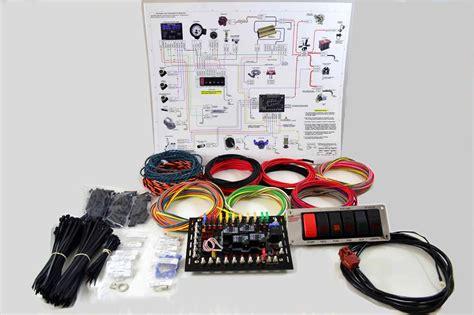 duty complete wiring kit k r performance engineering