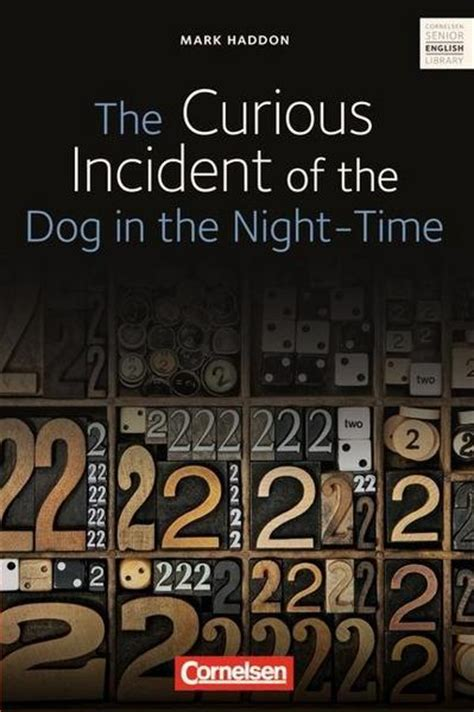 curious incident of the in the nighttime pdf the curious incident of the in the time nach verlagen schulbuch 978 3 06