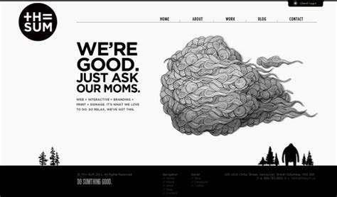 Th Sum Sum Solid 30 most creative design agency websites for inspiration