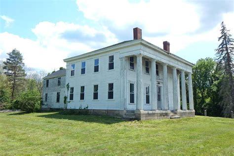 greek revival mansion fixer upper friday a greek revival mansion in millville