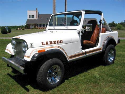 Jeep Cj7 Laredo For Sale Jeepclassifieds 1983 Cj7 Laredo Jeep For Sale