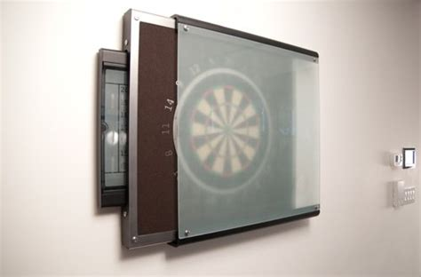 custom dart board cabinet stay on target sophisticated dartboard cabinet designed