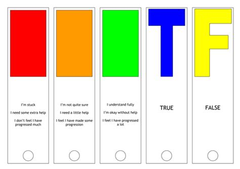 Traffic Light Cards Template by Maths Traffic Light Card Afl Activities X9 Files By
