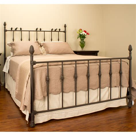 Metal Headboard King Fascinating Black Iron Headboard And King Beds Metal Headboards Humble Trends Pictures