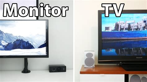 why you shouldn t use a 4k tv as a computer monitor youtube