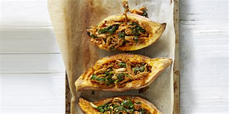 sweet potato boats mexican chicken and sweet potato boats i quit sugar