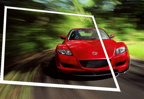 car wallpaper photoshop tutorial creating out of bounds sport car wallpaper grafisia