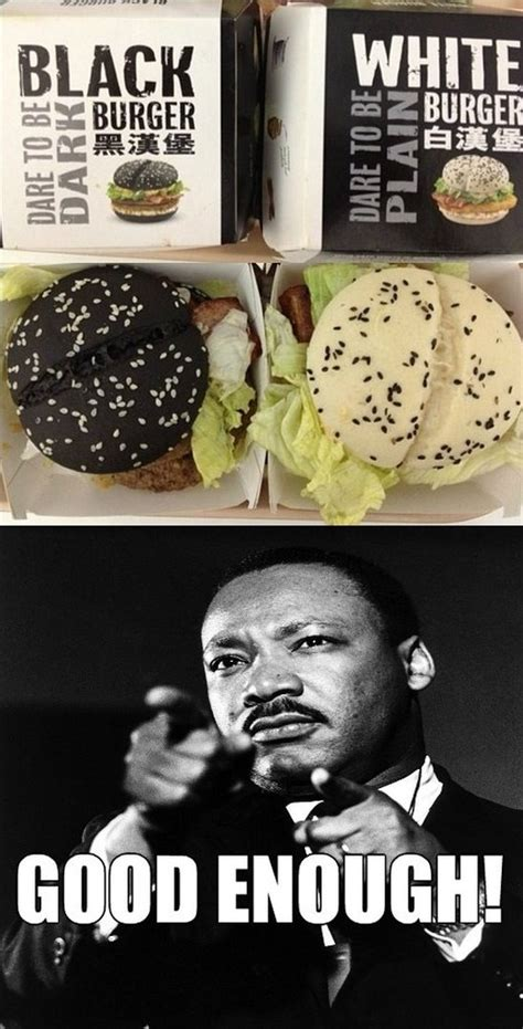 Black Funny Meme - funny memes black hamburger vs white hamburger meme