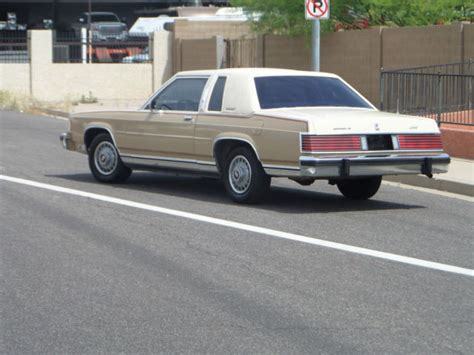 1985 mercury grand marquis for sale in mesa arizona united states