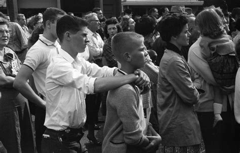 republican character from nixon to haney foundation series books swpc jfk 088 034 a crowd watches a speech by senator