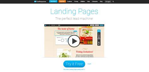 Getresponse Vs Hubspot Getresponse Landing Page Templates
