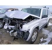 2008 Jeep Commander Sport 4x4 SUV  Subway Truck Parts