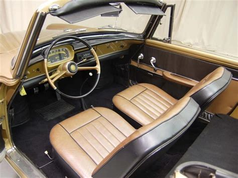 renault caravelle interior 1959 renault caravelle interior 1 picture gallery