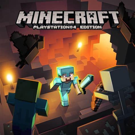 Minecraft Playstation 4 Edition Ps4 Reg 1 Minecraft Playstation 4 Edition Toda La Informaci 243 N Ps4