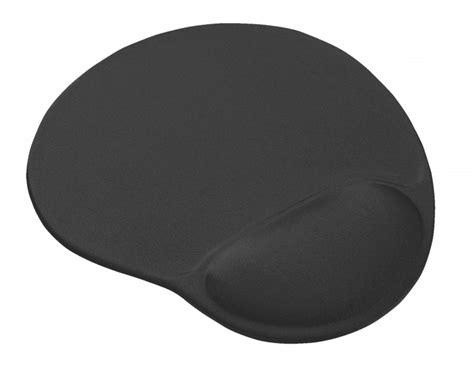 Mouse Pad Dengan Bantalan Gel Black trust buy mat trust bigfoot gel mouse pad black in dubai uae gear up me
