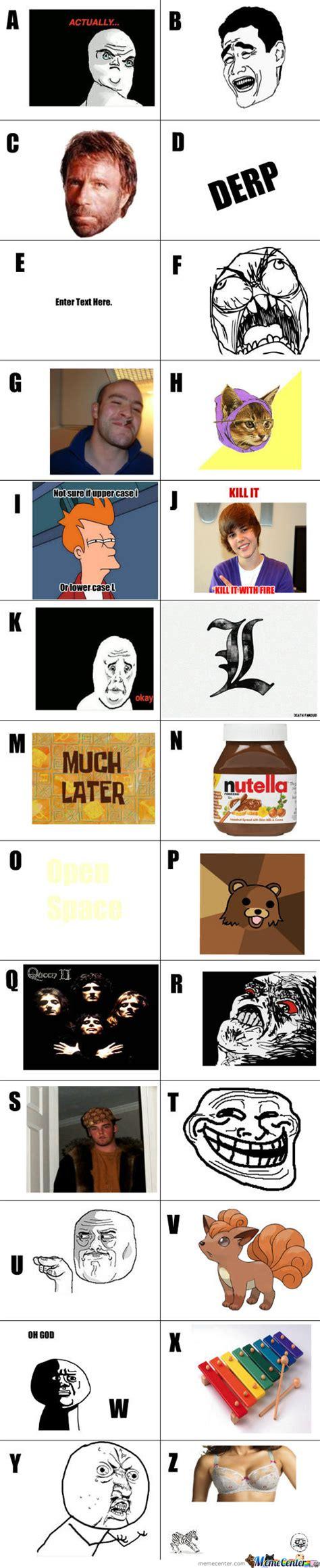 Alphabet Meme - alphabet memes best collection of funny alphabet pictures