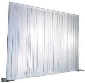 white pipe and drape backdrop pipe and drape white party plus mount pleasant