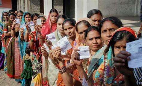 india vote why 50 percent not using their vote in election