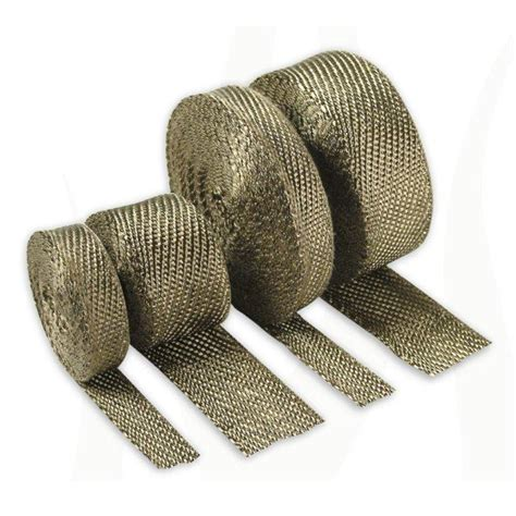 design engineer heat wrap design engineering dei 010130 dei titanium exhaust wrap