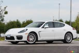 2015 Porsche Panamera 2015 Porsche Panamera Gts Review Car Reviews Auto123