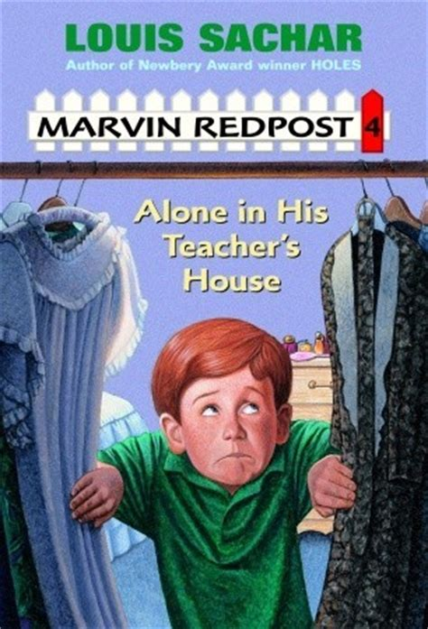 a in his home books alone in his s house by louis sachar reviews