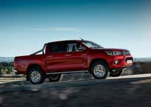 toyota sa new car prices revealed 2016 toyota hilux pricing in sa cars co za