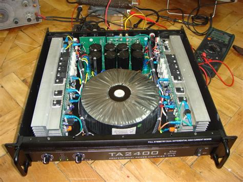 behringer ep4000 vs the t ta2400 mk x basmoduler