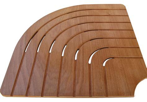 pedane doccia legno pedana doccia in compensato marino semicircolare linea