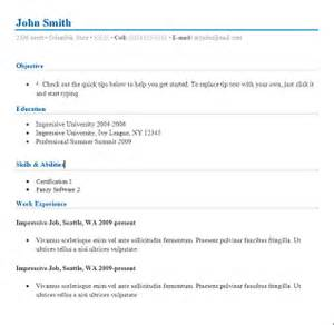 i want to create my own cv for free how to make my own resume
