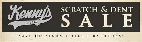 scratch and dent bathtubs august scratch and dent sale kenny s cus
