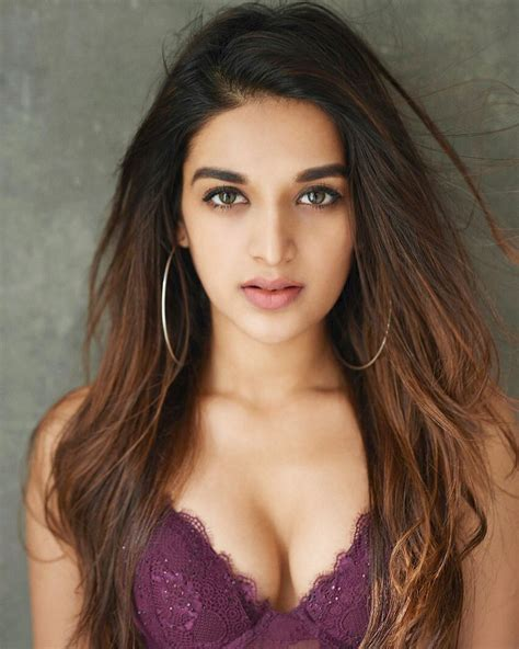 film heroine photos name nidhhi agerwal new latest hd photos savyasachi mr majnu