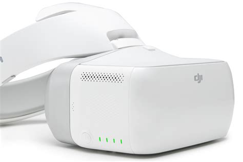Dji Goggles dji s person goggles look to the future of drone flight