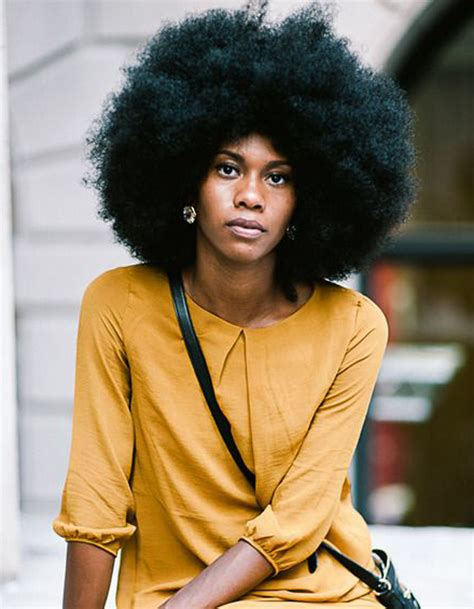 Coiffure Stylee Femme by Coiffure Afro Am 233 Ricaine Femme Hiver 2015 Coiffures Afro