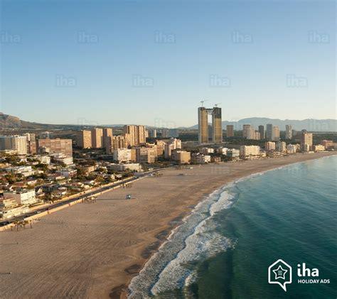 Location Appartement Benidorm pour vos vacances avec IHA