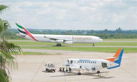 Emirates Zambia | emirates and proflight zambia sign global ticketing agreement