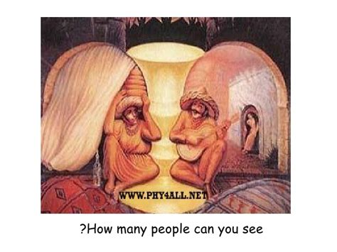 Can See What You Search On Optical Illusions