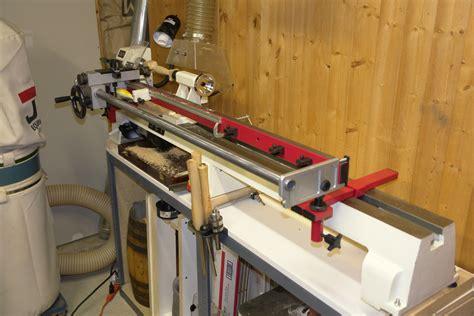 woodwork rand lathe duplicator  plans