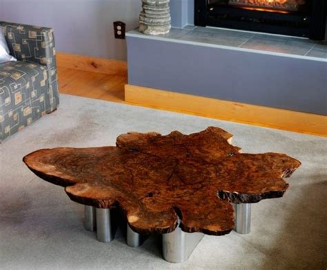 modern reclaimed wood furniture stuart creates modern organic furniture from