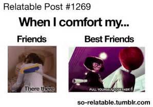 Best Tumblr Memes - friends vs best friends