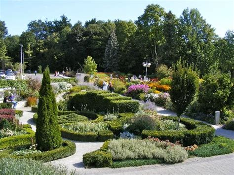 Botanic Garden Toronto Wonderful Scenery Dictionary Words Are Not Able To Express Picture Of Toronto Botanical