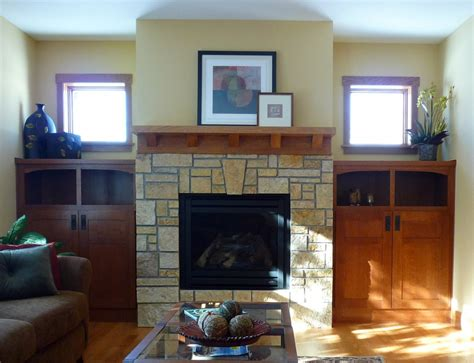 fireplaces with bookshelves prairie woodworking fireplace and built in bookshelves