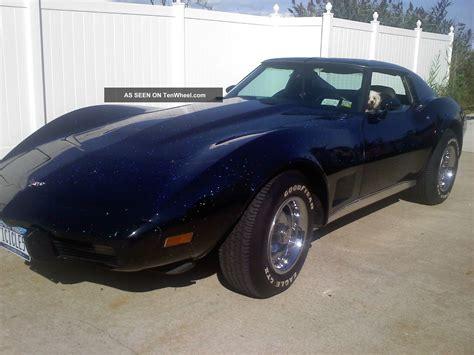 77 corvette specs 1977 corvette stingray