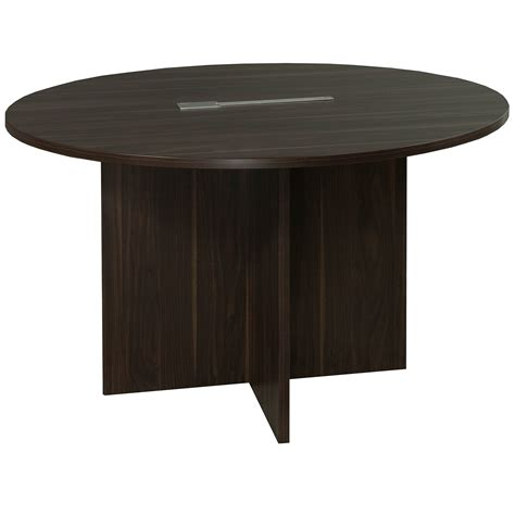 48 inch table denmark 48 inch laminate meeting table american walnut national office interiors and