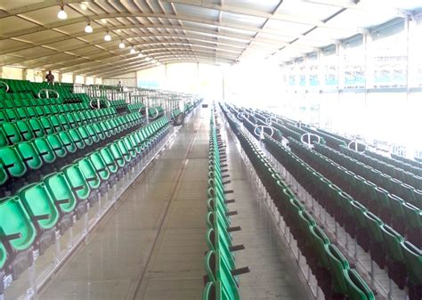 kentucky derby seating the box seat seating solutions