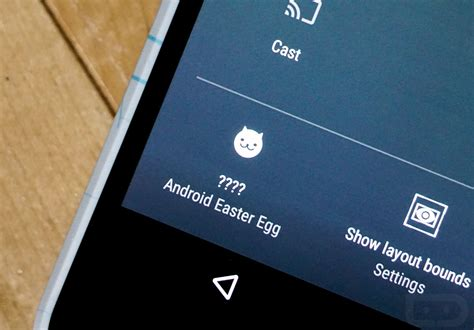 Android Easter Egg by There Is More To This Android N Dp5 Easter Egg And It